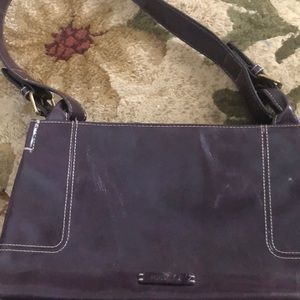 Nine and company plum purse